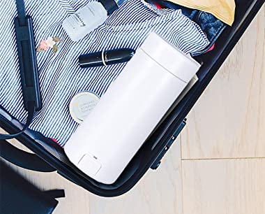 Portable Electric Kettle, Travel Electric Kettle Fast Boil Automatic Shut-Off Small Capacity Electric Kettle
