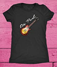Electric Guitar Gibson T Shirt Les Paul 50s 60s Classic Jazz Blues Country Tribute Music Gift Women Tri-Blend Premium T-Shirts
