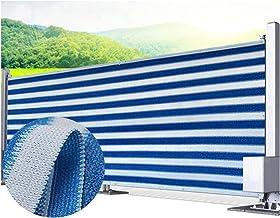 Privacy Scherm Hek Scherm Privacybescherming Balkon Wigponsen, HDPE-materiaal, Anti-aging Weerbestendige En UV-bestendige ...