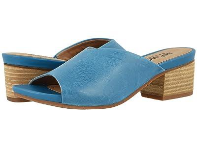 SoftWalk Parker (Blue) Women