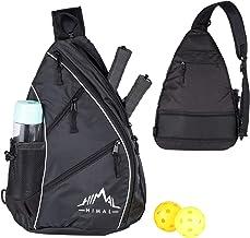 Himal Pickleball Bag- Adjustable Pickleball,Tennis,Racketball Sling Bag –..