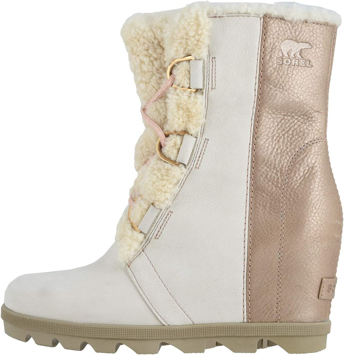 SOREL Joan of Arctic™ Wedge II Lux | Women's shoes | 2020 Newest