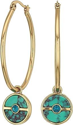 Gold/Indicolite/Turquoise