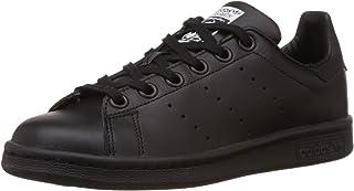 Adidas Stan Smith, Scarpe da Basket Unisex - Bambini, Nero / Blu / Bianco, 35.5