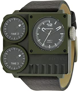 Diesel Men's DZ7248 SBA Green Watch