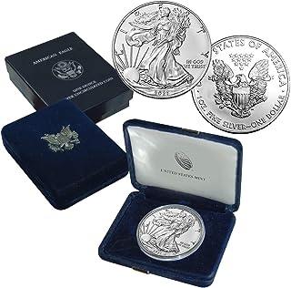 2021 American Silver Eagle $1 Brilliant Uncirculated US Mint