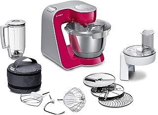 Bosch MUM58420 Kitchen Machine, 1000 Watt, 3.9 Liter - Multi Color