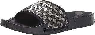 dickies Mens Slide Large Black/Gray