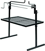 Renewed Texsport Heavy Duty Over Fire Camp Grill