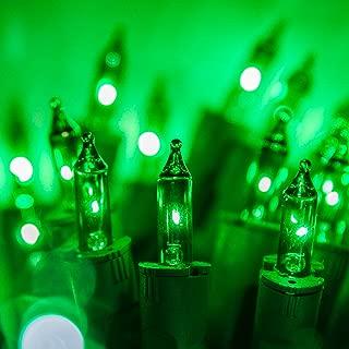 Best green christmas lights tree Reviews