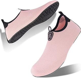 Water Shoes Quick Dry Swim Aqua Barefoot Socks for Women Men