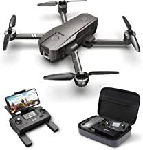 Holy Stone HS720 Drone with GPS, Foldable, 4K Wide Angle Camera, 26 Minutes, Flight Time, Storage Case, Brushless Motor, Auto Return Mode, Follow Me Mode, Optical Flow, Altitude Hold, Headless Mode, 2.4 GHz, Mode 1/2 Free Conversion, Domestic Certified