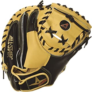 All-Star Pro-Elite 33.5 Inch CM3000SBT Baseball Catcher's Mitt
