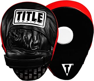Title Ultra Lite Incredi-Ball Punch Mitts