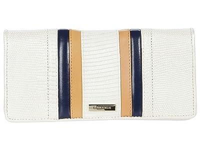 Brahmin Aldridge Ady Wallet (Daydream) Handbags