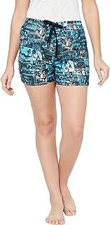 Juliet Blue Women's Cotton Lounge Shorts JSB-13-2