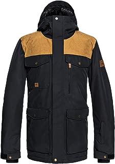 Quiksilver Men's Raft 10k Snow Jacket,