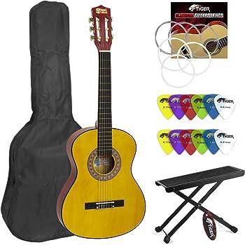 Guitarra clásica: Amazon.es: Instrumentos musicales