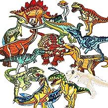 Patch Sticker, Sunshine-Smile 15 Pcs Dinosaur Apliques, Parches Ropa Termoadhesivos, Cute DIY Ropa Parches para la camiseta Jeans Ropa Bolsas, Parche de Ropa(Dinosaur)