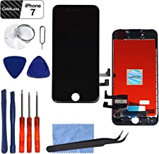 CELL4LESS LCD Touch Screen and Digitizer Assembly for The iPhone 7-4.7inch Model (for iPhone 7 Black)