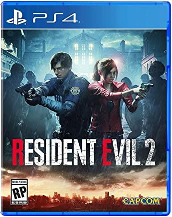 Resident Evil 2 - PlayStation 4