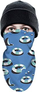 A Bathing Ape BAPE Ski Shark Face Mask Cover Outdoor Protection Balaclava Warmer