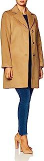 Calvin Klein Women's Classic Cashmere Wool Blend Coat