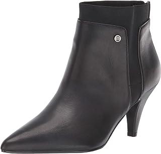 Bandolino Footwear Women's Bootie Ankle Boot, Black, 5.5 M