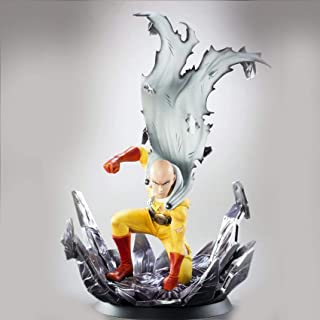 CartUp  Anime One Punch Man - Saitama DXF Action Figure -- Collectible Model Toy -- 25 Centimeters Tall