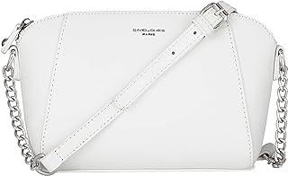 tout neuf e2d69 919ce Amazon.fr : Blanc - Sacs bandoulière / Femme : Chaussures et ...