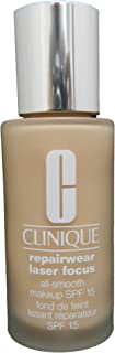 Clinique Repairwear Laser Focus All Smooth SPF 15 Makeup Foundation Shade 01 (VF-N)