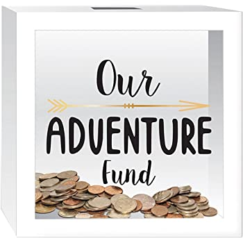 Foreside Home & Garden FDAD06116 Adventure Wooden Bank