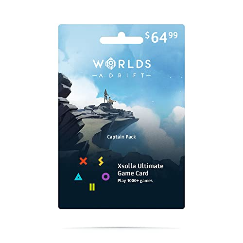 Worlds Adrift // Captain Founder's Pack [Online Game Code]