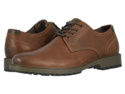 Dockers Schaefer (Cognac Soft Tumbled Full Grain) Men