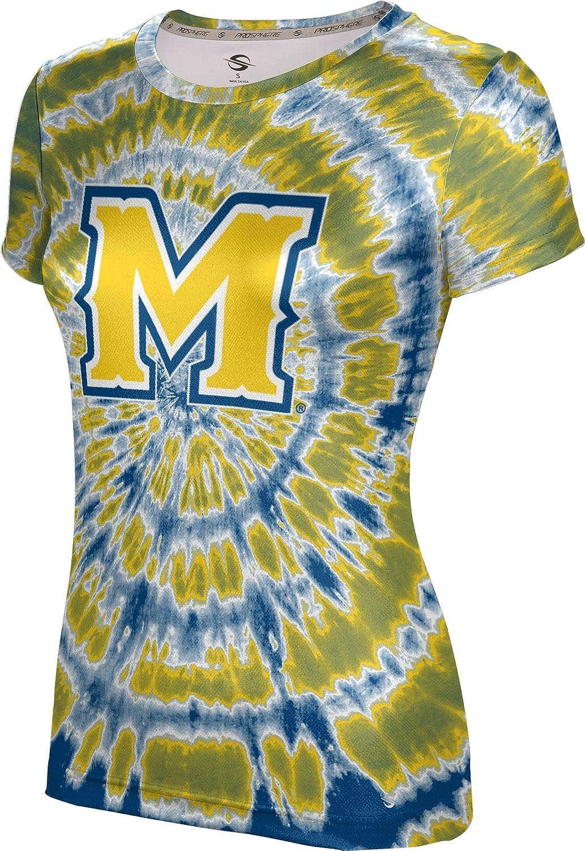 ProSphere McNeese State University Girls' Performance T-Shirt (Tie Dye)
