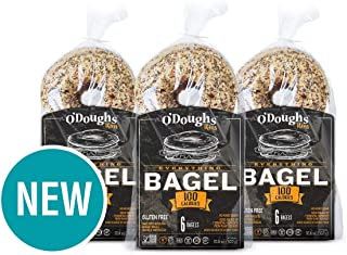 100 calorie gluten free bagels