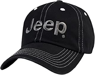 Jeep Black Cap
