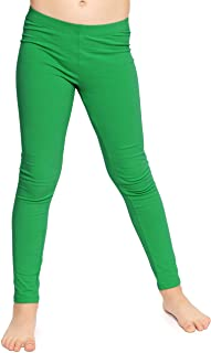 Sponsored Ad - Oh So Soft Solid and Print Girl's Leggings