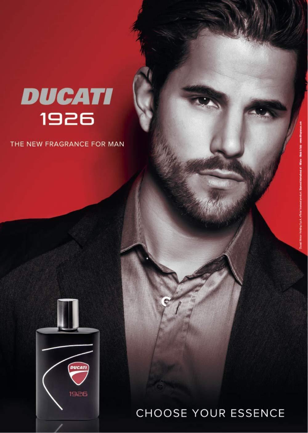 Buy NEW | Ducati Cologne for Men, Eau De Toilette Men's Fragrances. (1926,  3.4 Fl Oz) Online in Taiwan. B0758VJ8BR