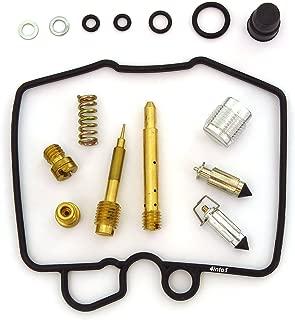 Carburetor Carb Repair Rebuild Kit - 1979-1982 - Compatible with Honda CB750C CB750K CB750L LTD Carburetor Carb Repair Rebuild Kit - 1979-1982 Honda CB750C CB750K CB750L LTD