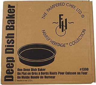 Best pampered chef deep dish baker 1390 Reviews