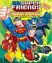 Heroes in Action (Pop-Up Book)