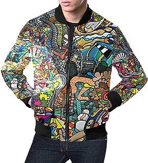 custom graffiti jacket