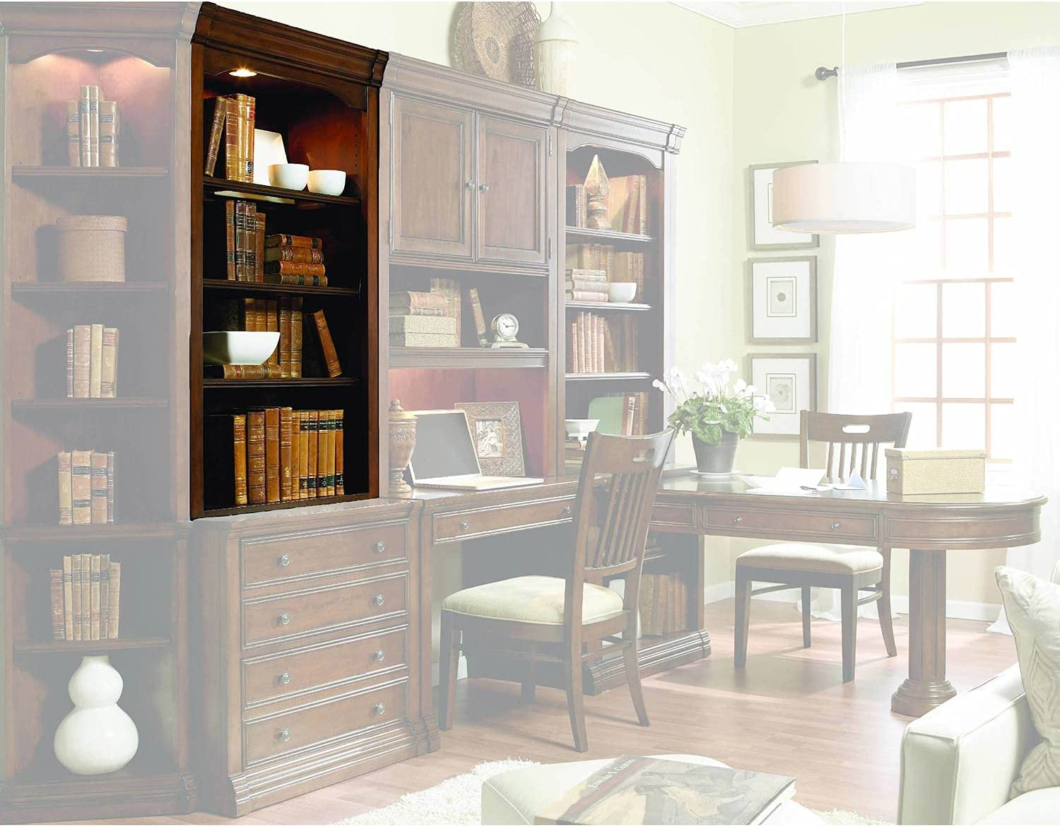 OFFicial store Hooker Furniture Product Cherry Open Hutch Creek