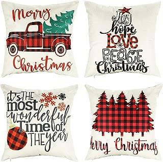 merry christmas pillowcases