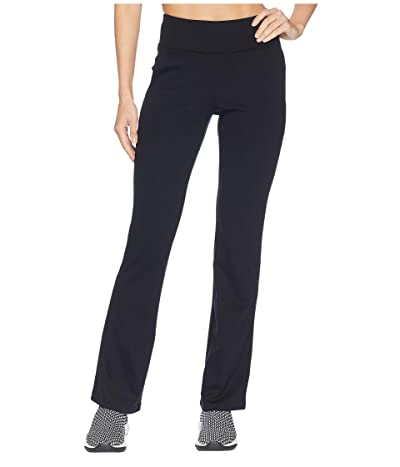 SKECHERS Go Walk GoKnit Flare Pants (Black) Women