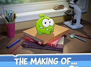 Clip: Cut the Rope - The Making Of