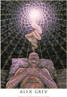 Alex Grey - Dying - Poster