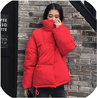 Autumn Winter Jacket Women Coat Stand Winter Jacket Women Parka Warm Casual Plus Size Overcoat Jacket Parkas