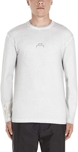 A-COLD-WALL Homme CW9SWH19BCTE187833 gris Coton T-Shirt